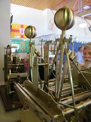 Rear of H1 (spelio) Tags: heritage john harrison australia canberra craftsman act watchmaker horologist normbanham