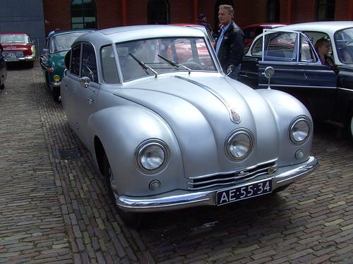 1948 Tatra T87 Mk II