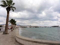 Storm in Split