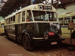 094-022950 (VDKphotos) Tags: museum belgium bruxelles ab autobus mtub ragheno brossel be1150 ab6ds