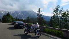 Rossfeld (twinni) Tags: honda bayern deutschland continental bentley motorrad rd07 xrv motorradtour africatwin fkp rossfeld piech mw1504 26062015