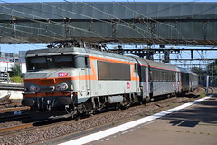 SNCF 7276 (Will Swain) Tags: travel paris france station train de french europe gare south transport july rail railway des east 10th railways franais socit parisian fer sncf nationale 2015 7276 chemins choisyleroi