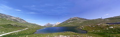 Lago Nero (Motalli da Teglio) Tags: claro blue sky naturaleza lake mountains alps nature water azul montagne alpes lago schweiz see agua eau wasser suisse suiza swiss natur himmel lac natura berge bleu cielo panoramica alpen svizzera acqua hellblau azzurro alpi clair paradis montañas montagnes lagonero lejnair