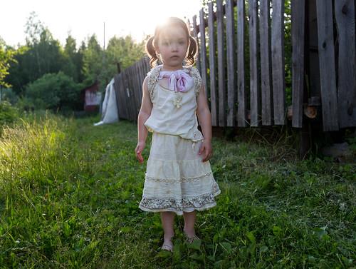 Little Miss Sunset