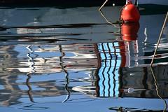composition maritime, tableau imaginaire (tableaux.imaginaires) Tags: sea mer abstract reflection art nature water colors composition eau natural reflet maritime ripples tableau astratto reflexion reflets couleur reflejos abstrait spiegelungen imaginaire reflessi boatrflections