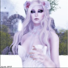 Margherita (Lycilla Resident) Tags: new summer news art beautiful beauty fashion pose hair blog designer unique avatar makeup jewelry blogger event nails fantasy secondlife virtual gown hautecouture aisling ikon exclusive musthave artphotography jumo slink posesion fashionartphotography glamaffair ~tableauvivant~ {zoz}