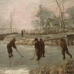 CAPPELLE Jan (van de),1653 - Paysage d'Hiver avec des Joueurs de Kolf (Custodia) - Detail 05 thumbnail