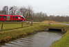 Red light for the train (herman hengelo) Tags: train spoorwegovergang hengelooldenzaal netherlands twente