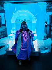 Ice Bar -07 (KathyCat102) Tags: ncl getaway cruise ship icebar
