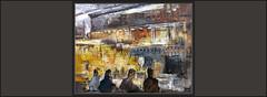 MERCAT-BOQUERIA-PINTURA-BARCELONA-CAFETERIA-CAFETERIAS-PAISAJES-VIDA-MERCADO-CUADROS-ARTISTA-PINTOR-ERNEST DESCALS (Ernest Descals) Tags: boqueria mercat mercado mercats mercados market markets cafeteria cafeteries cafeterias bvarcelona vida life personas gente people coffeshop catalunyacatalonia cataluña pintura art arte artwork paint pictures pinturas quadres cuadro cuadros pintar pintando interior interiores painter painters paintings painting pintor pintores pintors ernestdescals ciudad city ciudadanos plastica artistas artistes platicos plastics artista artist ambiente tiendas shops tendes gastronomia articulos gastronomicos bar bares restaurants tapas restaurantes