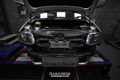 1.9 TDi Caddy Van Dyno (Darkside Developments) Tags: caddybls asz arl forge waterpump gtb2260vk intercooler caddy bls