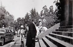 Detachment of the Imperial Bodyguard  Ethiopia Jan 1952 (Bury Gardener) Tags: blackandwhite bw oldies old 1950s africa ethiopia military army history socialhistory 1952