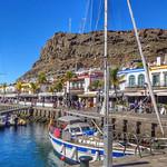Yacht Harbour Puerto de Mogan, Gran Canaria, Spain - 4830 thumbnail