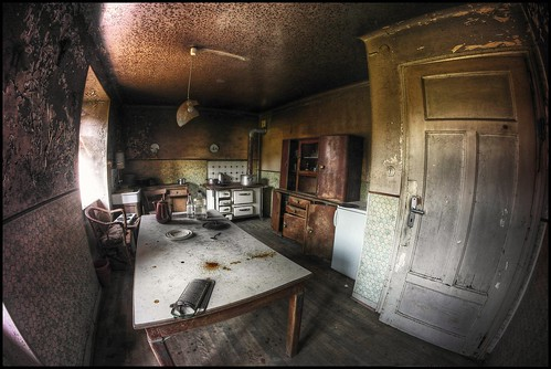 Creepy Kitchen