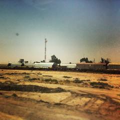 Railway line, Umm Qasr