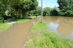 Deichwache Juni 2013 - Tag 3 - 04.06.13 (FF-Kostheim) Tags: juni damm rhein feuerwehr hochwasser deich mainufer kostheim wasserwehr freiwillige berschwemmung spundwand deichwache deichwehr dammwache deichkontrolle