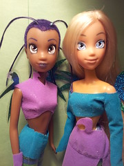 Taranee and Cornelia (The Stars In The Sky1) Tags: witch giochi cornelia preziosi taranee