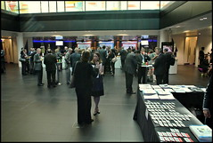 Networking at our Spring Conference
