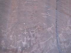 Ennedi. Laberinto de rocas de basalto en el borde norte del Ennedi. Grabados rupestres (escandio) Tags: chad desierto rupestre tchad 2013 ennedi scchad ennedinorte