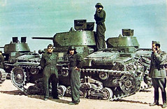 "Ariete Armoured Division • <a style=""font-size:0.8em;"" href=""http://www.flickr.com/photos/81723459@N04/9184751779/"" target=""_blank"">View on Flickr</a>"
