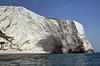 The Needles, Isle of Wight (**Anik Messier**) Tags: uk summer england holiday coast chalk rocks europe landmark isleofwight whitecliffs englishchannel theneedles alumbay whiterocks culverdown coastuk needlesrocks welcomeuk