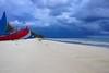 Manggar Beach (Andre_Mirza) Tags: lighthouse beach island lumix tour olympus omd pelangi laskar 75mm 14mm belitung lengkuas manggar