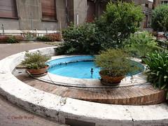 Monzambano 10 (Via) - Corte dei Conti 02 (Fontaines de Rome) Tags: rome roma fountain 10 corte brunnen fuente via font fountains fontana fontaine rom fuentes bron conti fontane fontaines monzambano cortedeiconti viamonzambano10 viamonzambano