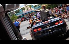 Star Wars Weekends 2013: Celebrity Motorcade