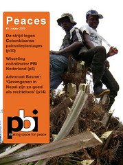 Peaces 1, najaar 2009