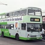 2529 19950803 Sunderland & District {Wear Buses} C777 OCN