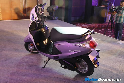 2014 Hero Pleasure Special Edition Specifications Pictures