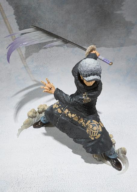 海賊王 Figuarts ZERO 托拉法爾加‧羅 - 戰鬥 Ver. -