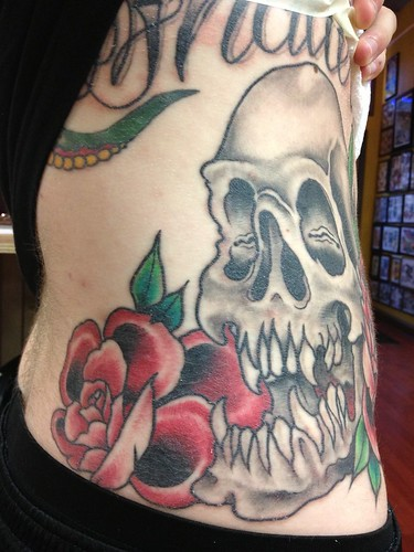 skull side02