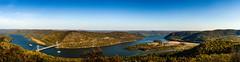 Bear Mountain NY (SpartacuSparta) Tags: bear panorama mountain ny color fall hudsonriver