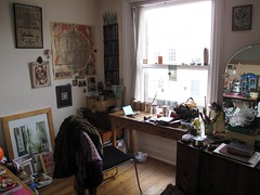 Attic Studio (Phizzychick!) Tags: studio artist chester phizzychick