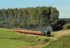 SVRAG13 (41) (Bonkser) Tags: railway steam severnvalleyrailway 46233