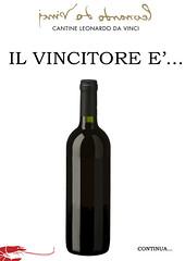 vincitore_oscar (cantineleonardodavinci) Tags: italy italia wine tuscany winner leonardo toscana vinci vino leonardodavinci vincitore gamberorosso