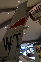 FJ-4_Tail_ThreeQuarters6 (AJ's Airplanes) Tags: fury nationalnavalaviationmuseum fj4