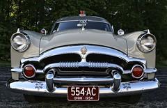 1954 Packard Ambulance (~ Liberty Images) Tags: classiccar vintagecar automobile ambulance chrome gleam grille libertyimages 1954packardambulance