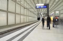 DSC_0464 (xrispixels) Tags: city train suburban tunnel db leipzig talent sbahn bahn deutsche mitteldeutsche