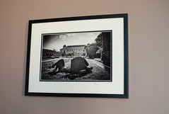 'Lovers' printed and mounted. (Digital-Fragrance) Tags: leica white black photography mounted m8 prints printed