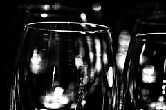 Reflections #1 (chmeermann | www.chm-photography.com) Tags: bw abstract macro monochrome closeup blackwhite stillleben aperture nikon sw nikkor makro schwarzweiss lowkey spiegelung nahaufnahme abstrakt glser 70300 querformat d7100 silverefexpro2