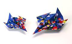 Origami création - Didier Boursin - Furtif