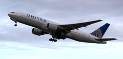 United Airlines Boeing 777-222ER N792UA (Mark 1991) Tags: london heathrow united boeing 777 lhr heathrowairport unitedairlines londonheathrow n792ua