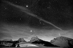 Z96A9940bKleinDEFBWRAWorigton (Peter Hauri) Tags: blackandwhite snow mountains landscape switzerland availablelight hills nightshots nightsky nightscapes starrynight europeatnight 123bw moonlessnight astrometrydotnet:status=failed astrometrydotnet:id=nova230585