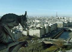 Appellez-moi Pierre (toni carrero) Tags: torre catedral notredame francia pars quimera