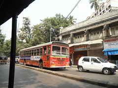 road blue trees windows red india white bus car bombay shops maharashtra mumbai hindi furnishing coconuttrees autorickshaw matresses ipcc khokar pandharinath jkshah