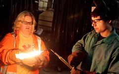 art_welding52 (Carl Sandburg College) Tags: sculpture art welding weld competition stick sandburg mig csc metalworking metalworks metalsculture artwelding carlsandburgcollege sandburgcollege