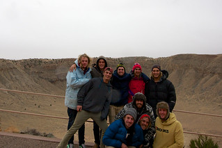 Flagstaff & Barringer Crater