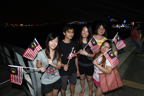Sambutan Ambang Merdeka, Putrajaya